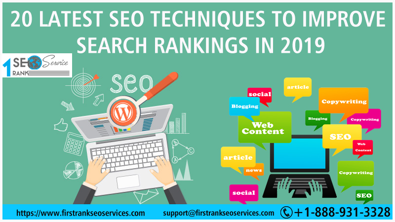 Search Rankings in 2019