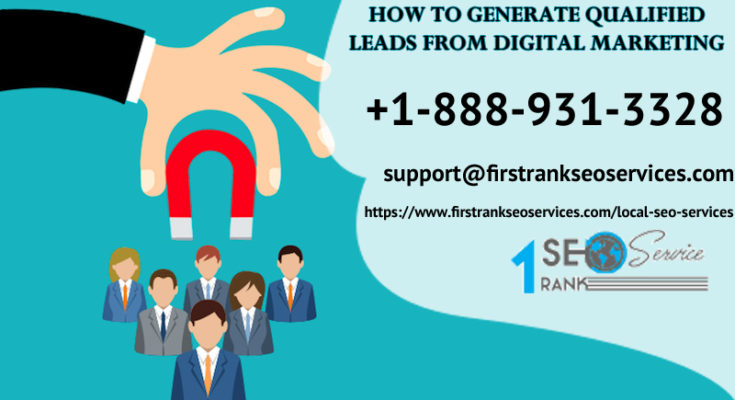 How to generate qualified leads from digital marketing?