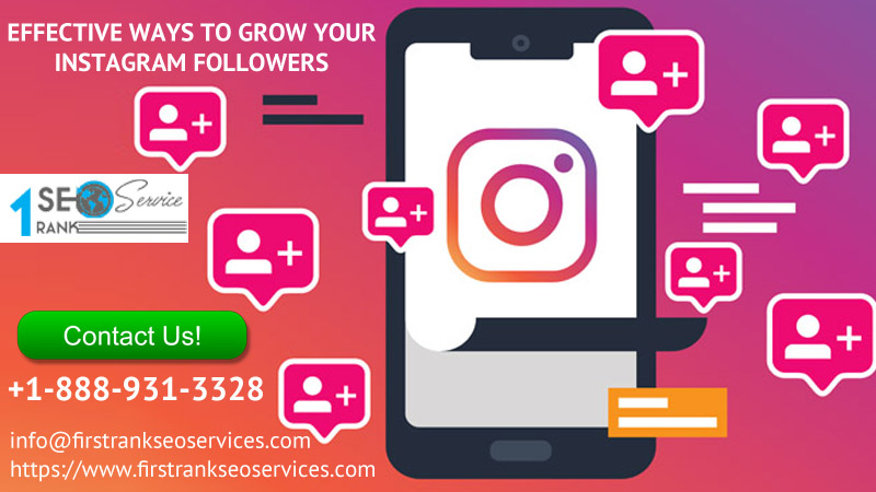 Effective Way to grow Instagram follower