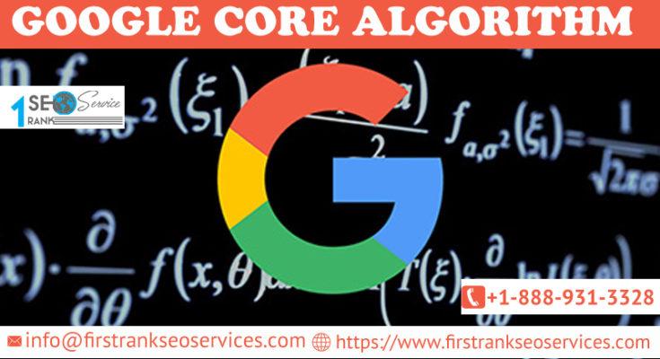 Google Core Algorithm September 2019 update