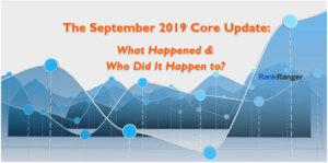 Sepetember 2019 Core Update
