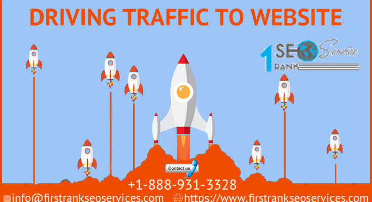 Driving Traffic to Website