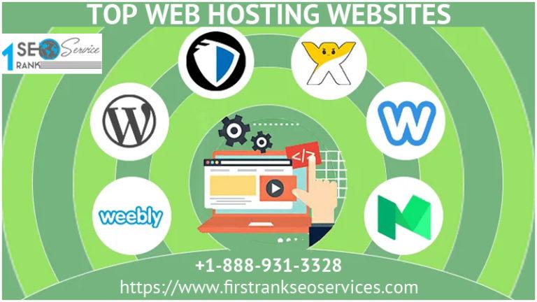 Top 10 web hosting websites