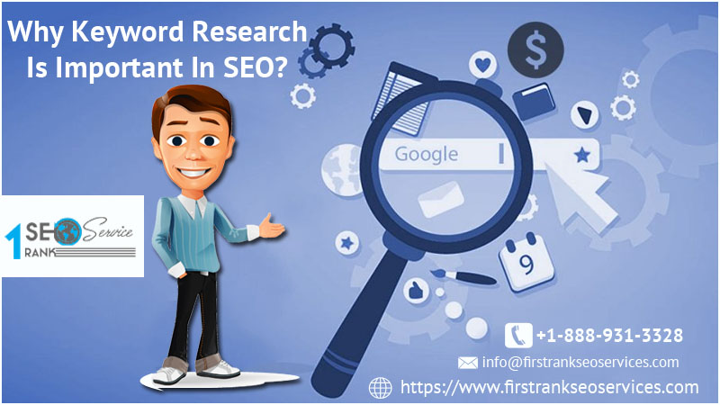 Why Keyword Research Is Important In SEO