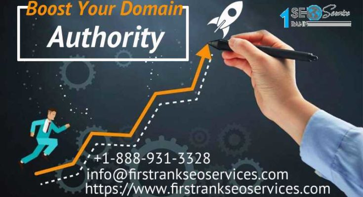 Boost Your Domain Authority
