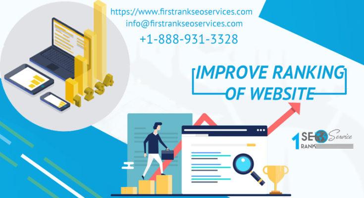 Improve Ranking of Website