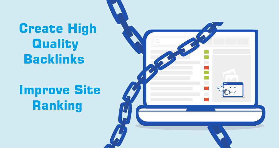create high quality backlinks