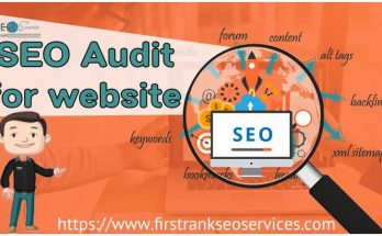SEO Audit of website