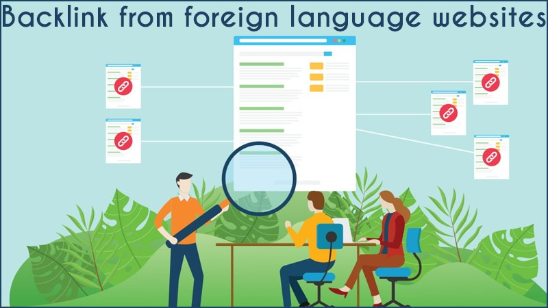 backlinks from foreigns languages websites