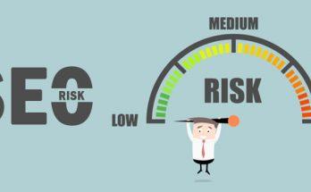 SEO risks