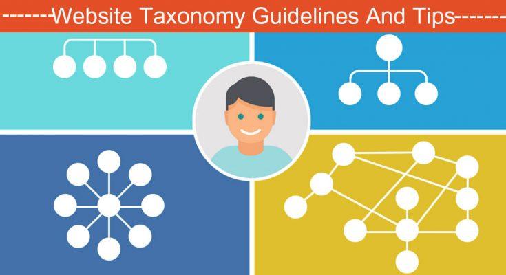 Website Taxonomy