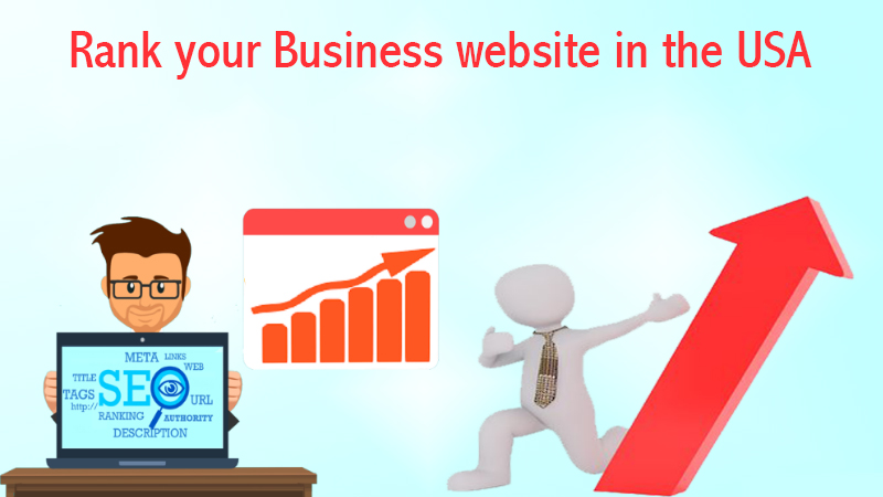 Step-by-Step Guide to Rank your Business website in the USA