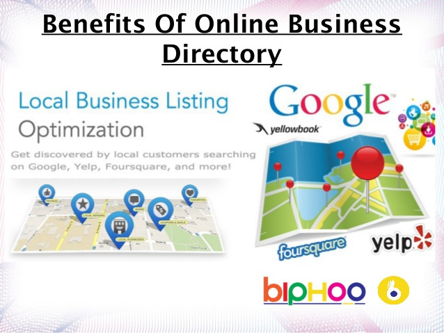 List your website in Local Search Directories