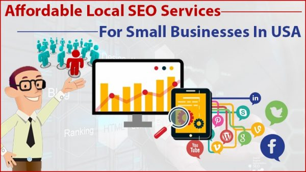 Affordable Local SEO Services For Small Businesses in USA