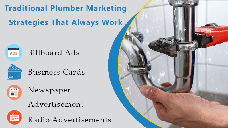 Traditional Plumber Marketing Strategies That Always Work