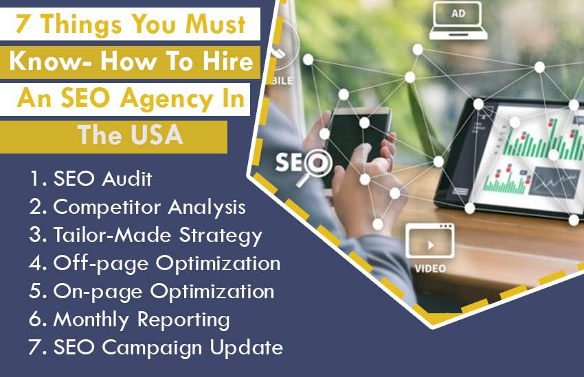 7 Things You Must Know- How to hire an SEO agency in the USA