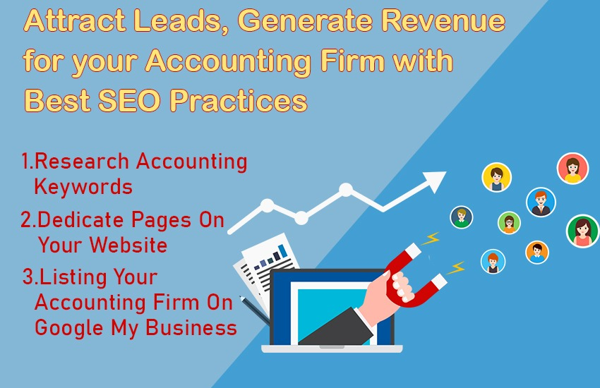 Accounting Firm with Best SEO Practices