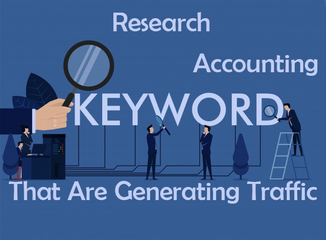 Research accounting keywords