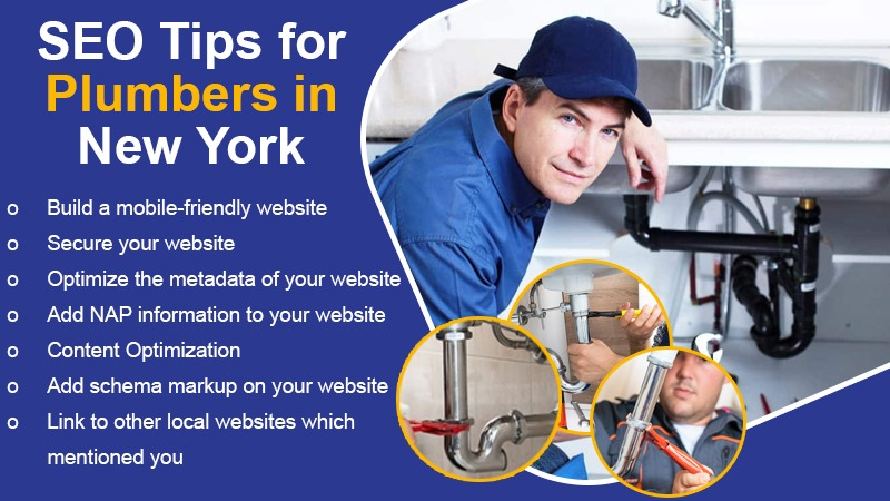 seo tips for plumber