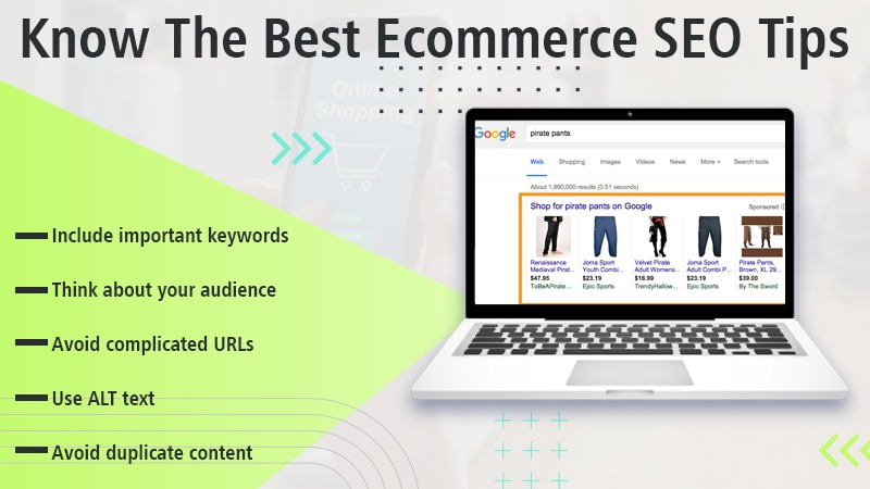 know the best ecommerce seo tips