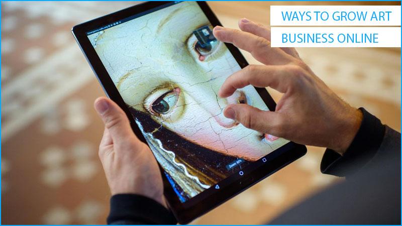 Ways To Grow Art Business
