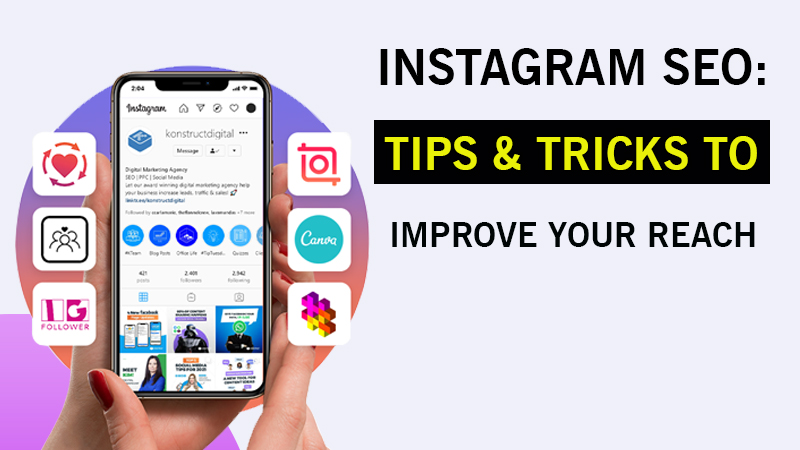 Instagram SEO - Tips & Tricks