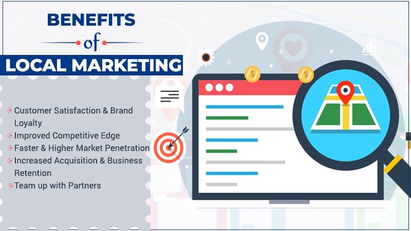 Benefits of Local Business Marketing