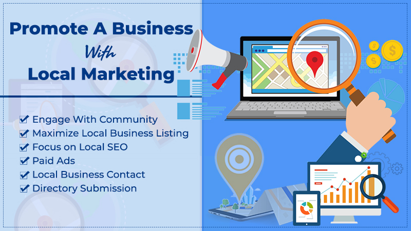 Promote A Business with Local Marketing