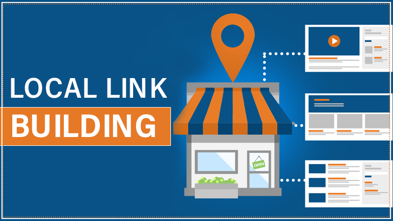 Local Link Building - Local Search Marketing