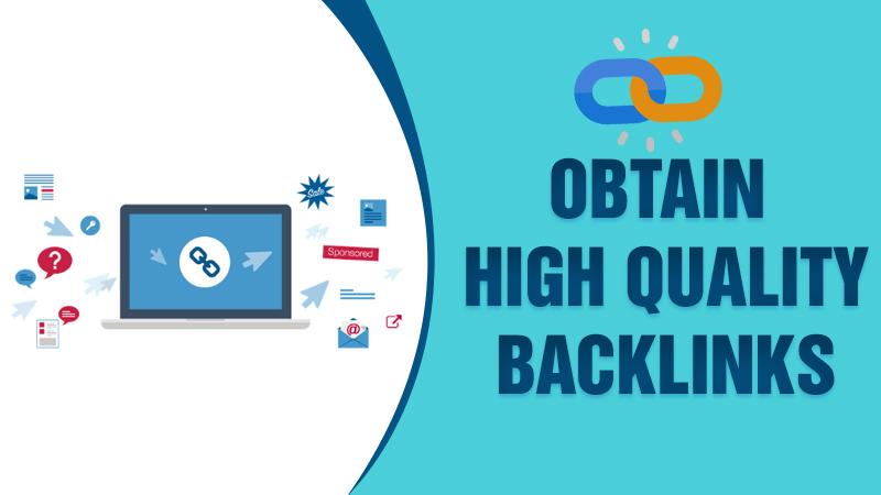 Obtain High Quality Backlink