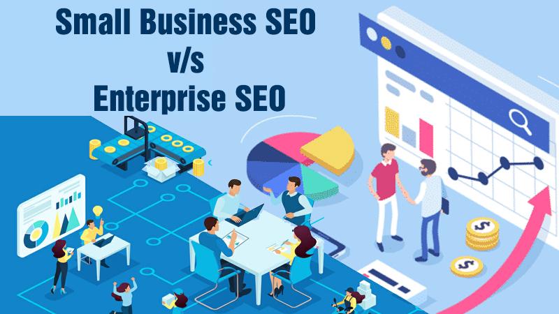 Small Business SEO vs Enterprise SEO