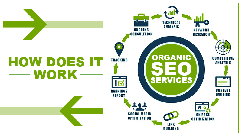 How Does It Work - Organic SEO Services