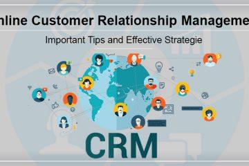 Online Customer Relationship Management
